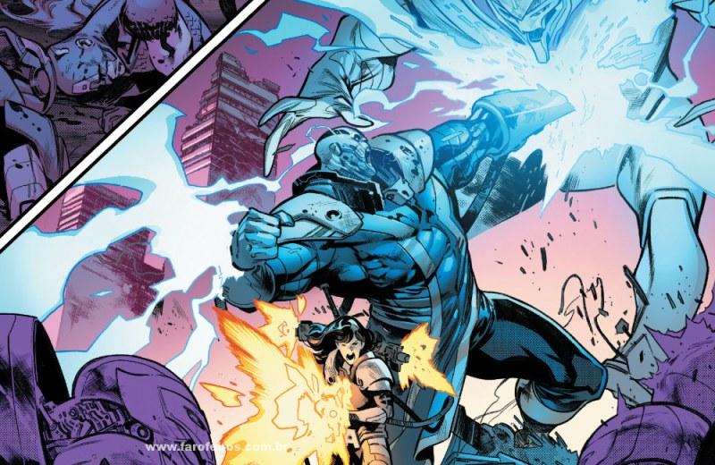 Moira MacTaggert e os X-Men - Apocalipse - House of X - Marvel Comics - Blog Farofeiros