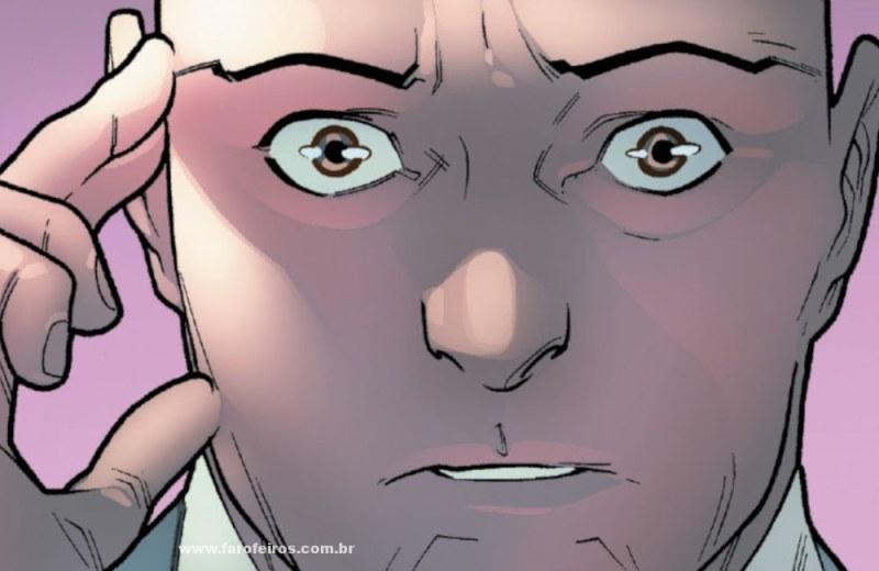 Professor Charles Xavier - X-Men - Hoje é aquele dia - Pensamento - 02 - Blog Farofeiros