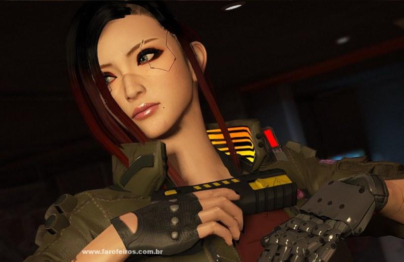Você não vai escolher um sexo em Cyberpunk 2077 - Blog Farofeiros