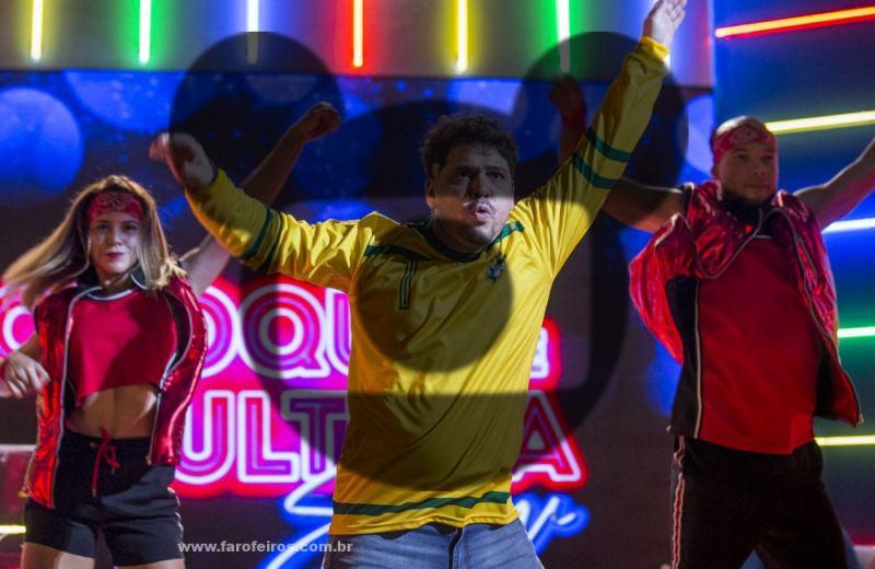 Choque de Cultura Show - Globo comprou a Disney - Logo - Blog Farofeiros