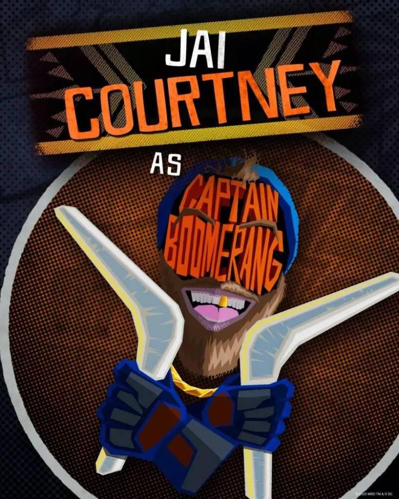 Jai Courtney - Capitão Bumerangue - O Esquadrão Suicida - James Gunn - Blog Farofeiros
