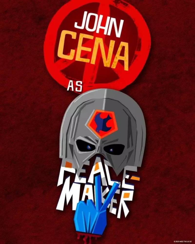 John Cena - Pacificador - O Esquadrão Suicida - James Gunn - Blog Farofeiros