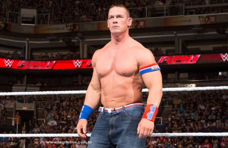 John Cena - Quem é quem no elenco de Esquadrão Suicida 2 - James Gunn - Blog Farofeiros