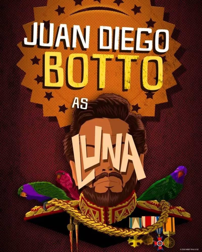 Juan Diego Botto - General Silvio Luna - O Esquadrão Suicida - James Gunn - Blog Farofeiros