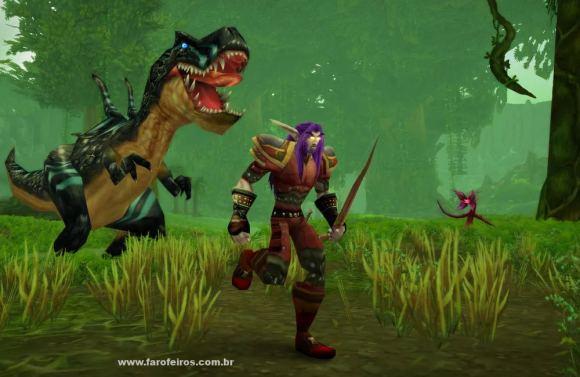 Night Elf - World Of Warcraft Classic aumentou o número de assinantes do jogo - Blizzard - WoW Classic - Blog Farofeiros