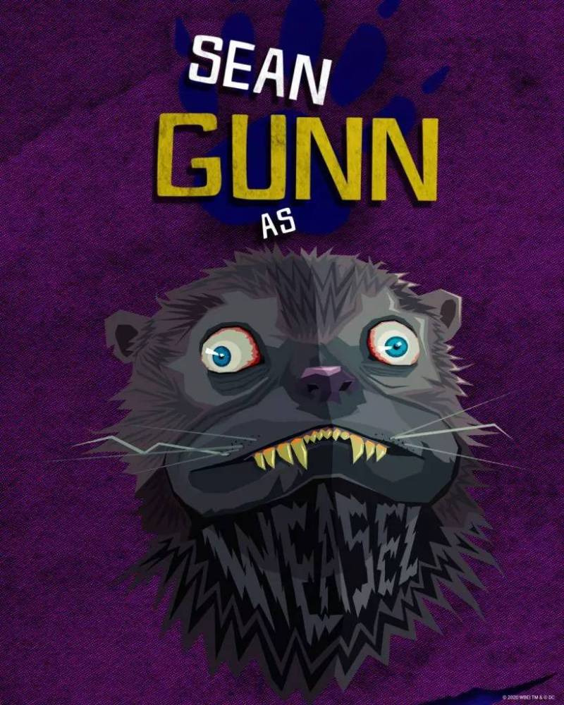 Sean Gunn - Doninha - O Esquadrão Suicida - James Gunn - Blog Farofeiros
