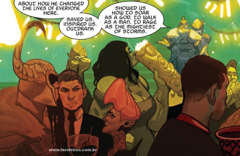 Thor é comunista - Thor #16 - Marvel Comics - Blog Farofeiros