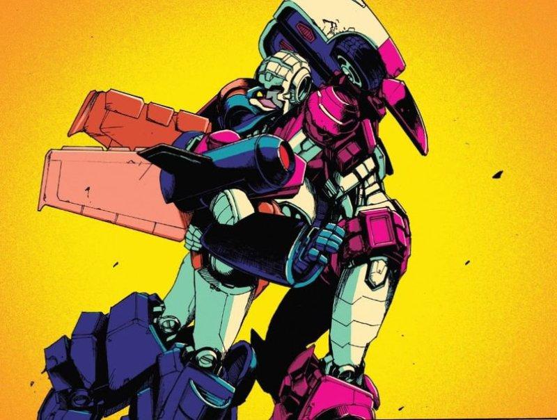 Transformers - Beijo gay nas histórias em quadrinhos - Blog Farofeiros