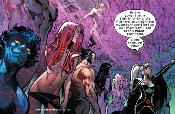 X-Men - House of X - Ressurreição Mutante - Blog Farofeiros