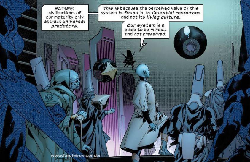 Aguardando a Falange - Homo Novissima - Powers of X - Poderes dos X - X-Men - Marvel Comics - Blog Farofeiros