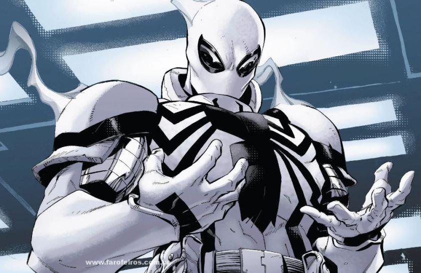 Anti Venom - Flash Thompson - Os simbiontes da Marvel Comics - Blog Farofeiros