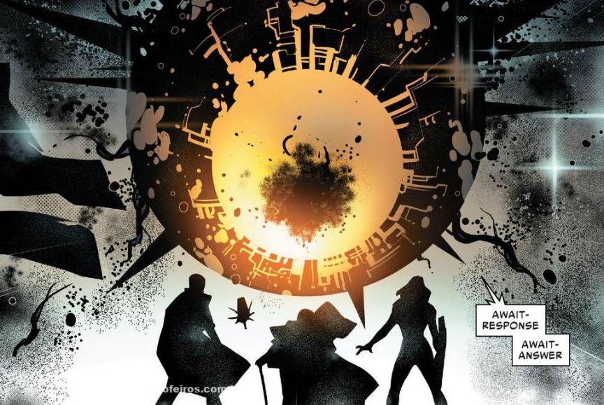 Ascensão Falange - Homo Novissima - Powers of X - Poderes dos X - X-Men - Marvel Comics - Blog Farofeiros