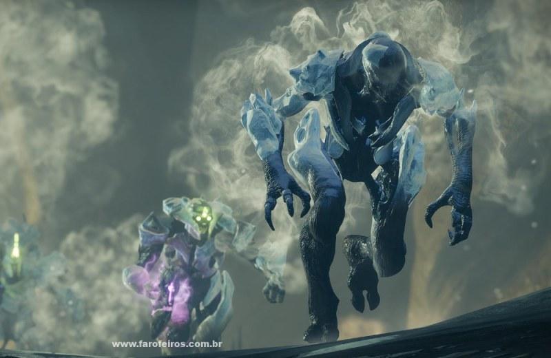 Destiny 2 - Quando tentar não é suficiente - Colméria gelada - Blog Farofeiros