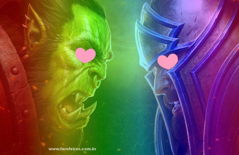 Gay Boys - World of Warcraft - Como arruinar a boa reputação da Blizzard em 10 lições - Blog Farofeiros