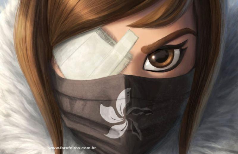Mei - Hong Kong - Como arruinar a boa reputação da Blizzard em 10 lições -Blog Farofeiros