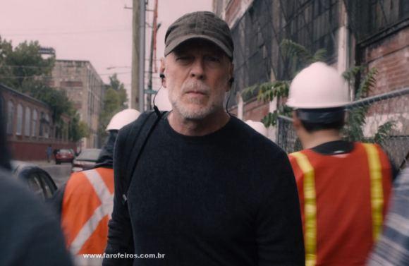 Unbreakable - Glass - 3 - Não conseguiram me quebrar ainda - Bruce Willis - Blog Farofeiros