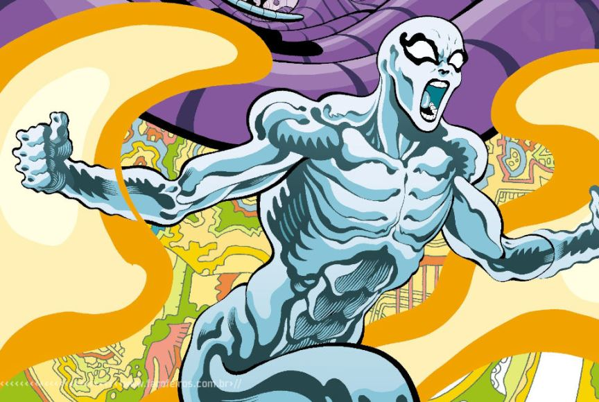 Surge um novo Surfista Prateado - Surfista Prateado Negro - Silver Surfer Black - 0 - Blog Farofeiros