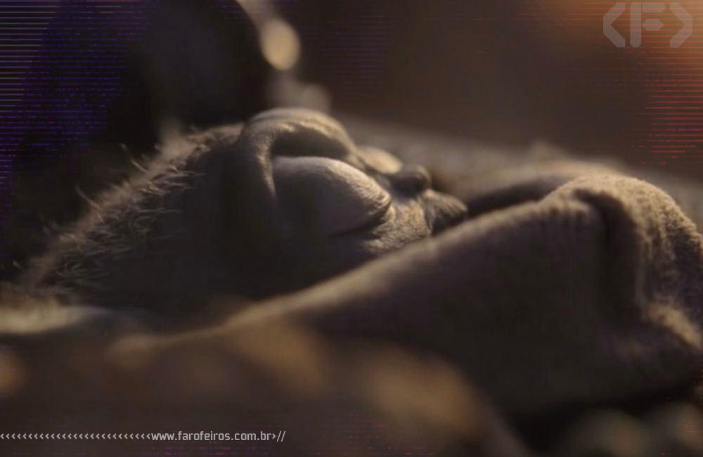 Yoda Neném - Baby Yoda - Blog Farofeiros - 1