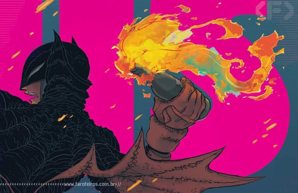O futuro é jovem - Batman - Dark Knight Returns - The Golden Child - Frank Miller - Rafael Grampá - DC Comics - Blog Farofeiros