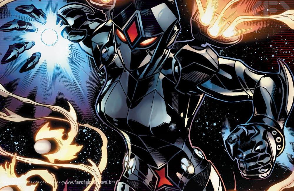 Outra Semana nos Quadrinhos #22 - Avengers #28 - Viúva Negra de Combate - Blog Farofeiros