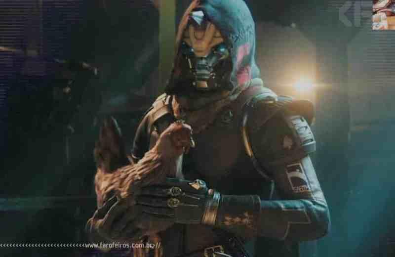 Ultra Farofeiros Videogame Awards 2019 Special Edition - Cayde 6 - Destiny 2 - Blog Farofeiros