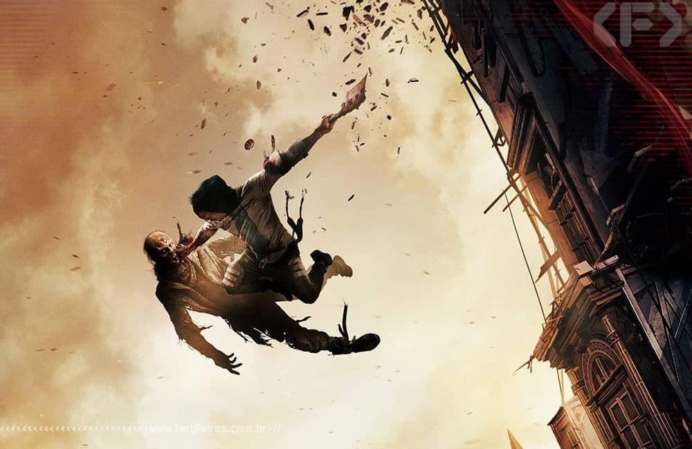 Ultra Farofeiros Videogame Awards 2019 Special Edition - Dying Light 2 - Blog Farofeiros