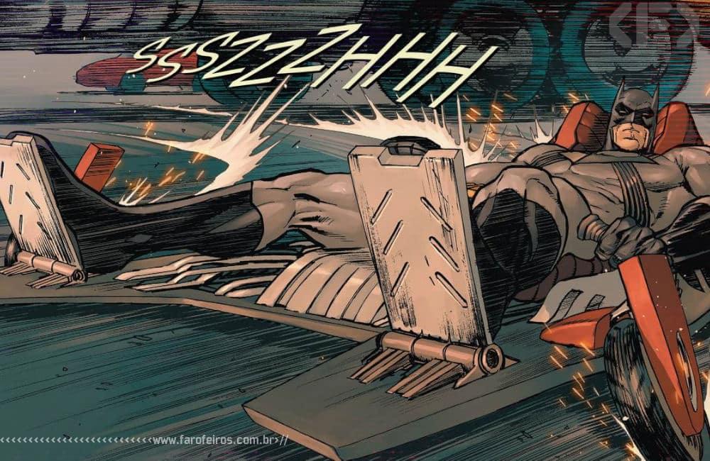Bat Carrinho de Rolimã - Batman #87 - 2 - Blog Farofeiros