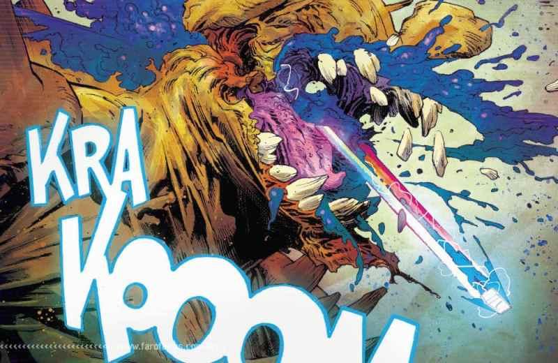 Thor de Donny Cates - Mjolnir arco íris LGBT - Blog Farofeiros