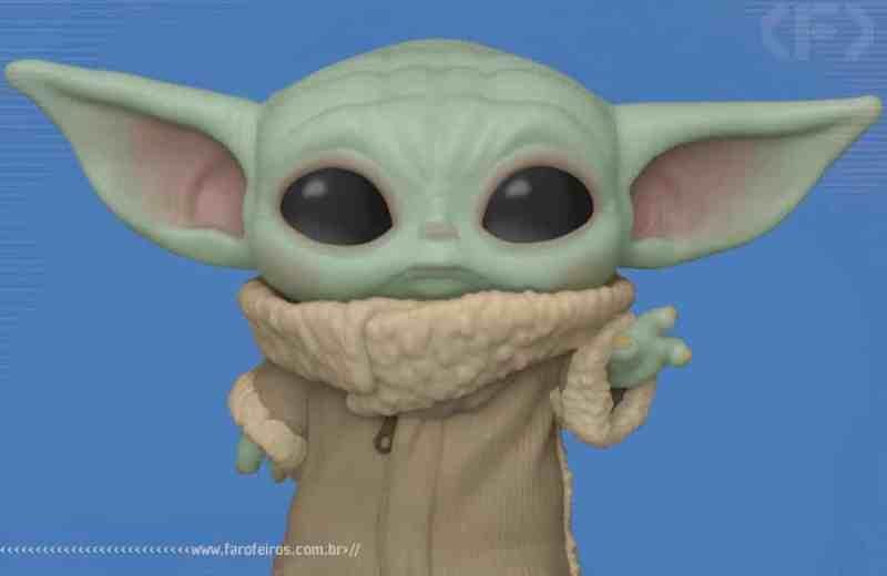 Você não quer um boneco do Baby Yoda - The Child - O Mandaloriano - Funko Pop - Star Wars - Blog Farofeiros