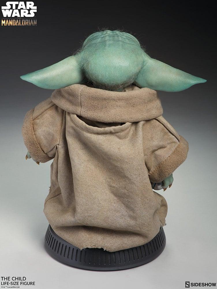 Você não quer um boneco do Baby Yoda - The Child - O Mandaloriano - Star Wars - Sideshow - Blog Farofeiros