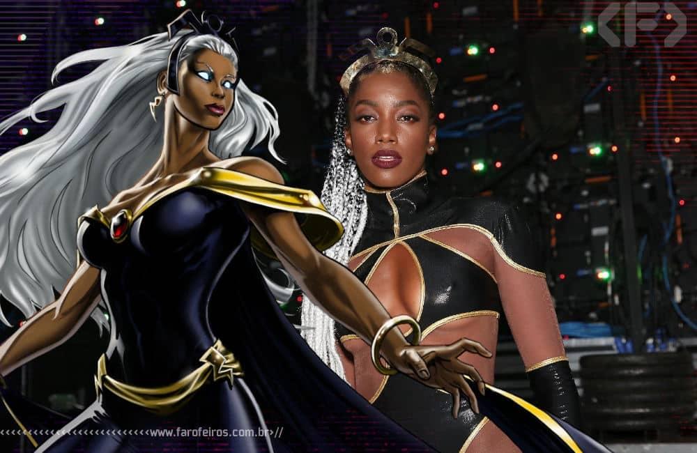 IZA é a Tempestade que a gente merece - X-Men - Blog Farofeiros