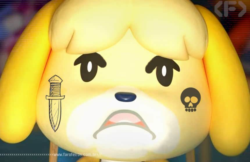 DOOMANIMAL - Animal Crossing - Doom - Blog Farofeiros
