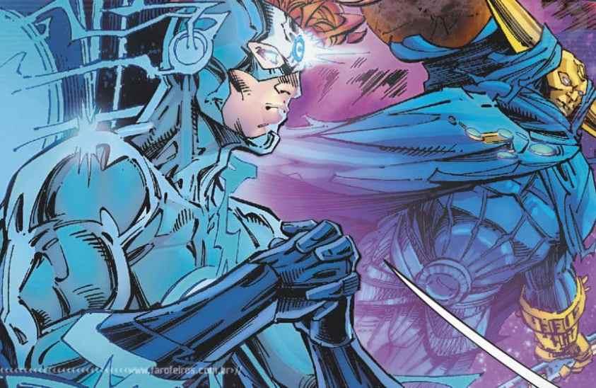 Flash em Frente - Wally West - DC Comics - 0 - Blog Farofeiros