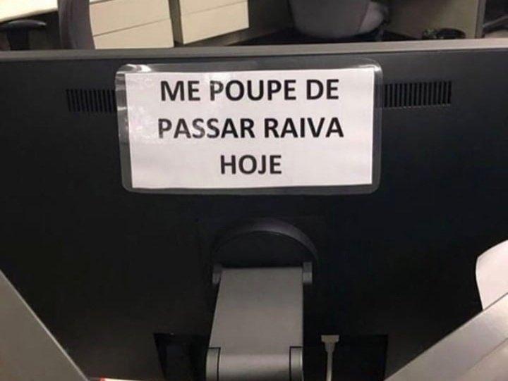 Memes para usar durante a quarentena - Blog Farofeiros - Raiva