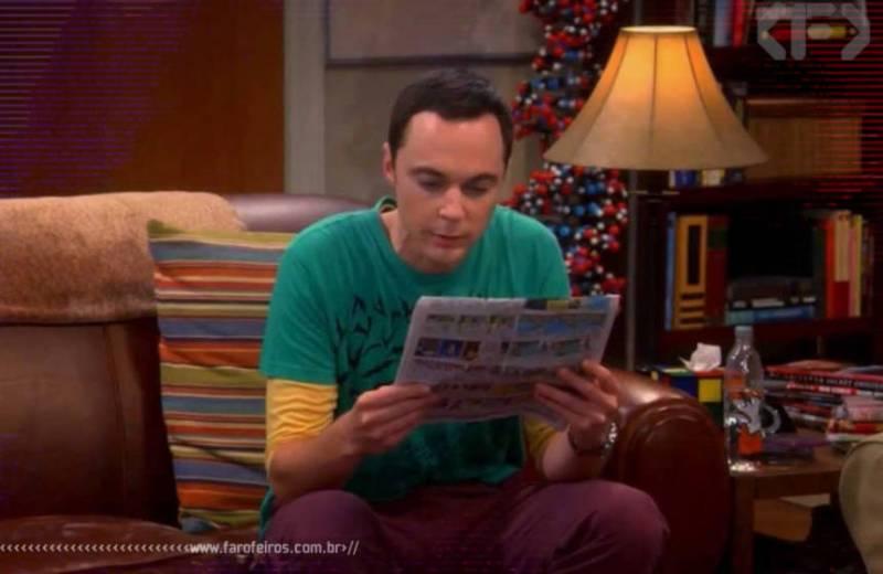 O que fazer na quarentena- Sheldon Cooper - Blog Farofeiros