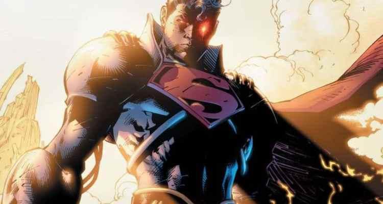 Superboy Prime - Doenças modernas - 2 - Blog Farofeiros