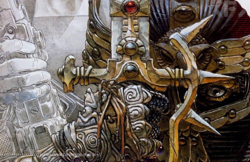 A Casta dos Metabarões - Juan Jimenez - Blog Farofeiros
