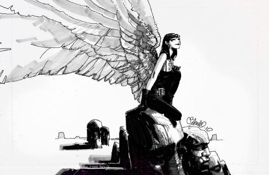 Morte - Neil Gaiman - Blog Farofeiros