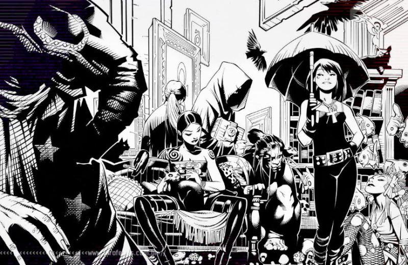 Morte - Perpétuos - Neil Gaiman - Blog Farofeiros