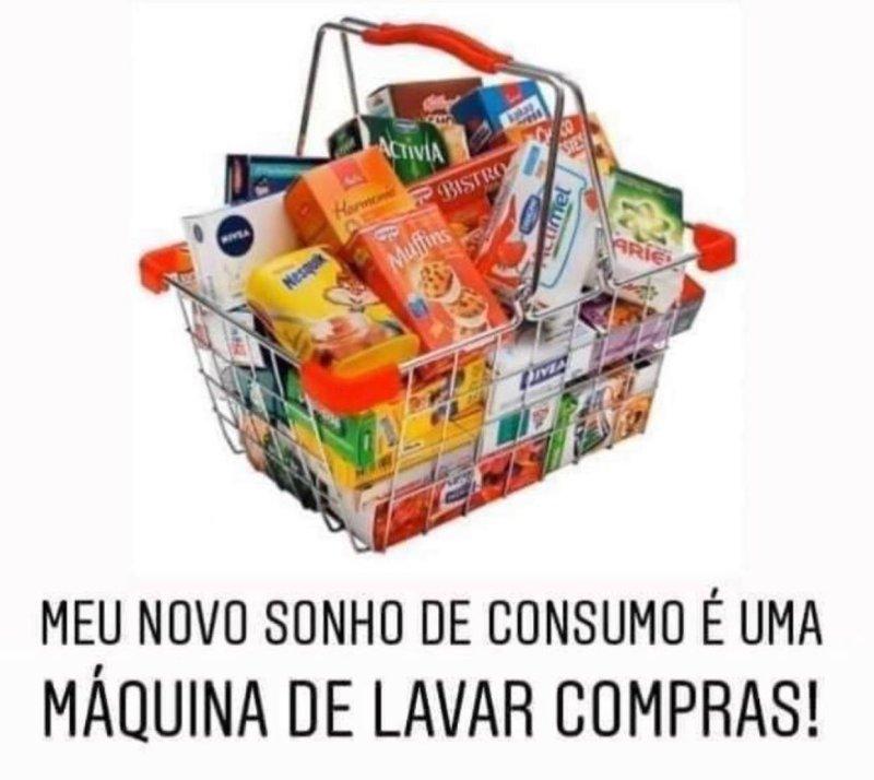 Lavar compras - Memes diferentes para usar durante a pandemia - Blog Farofeiros