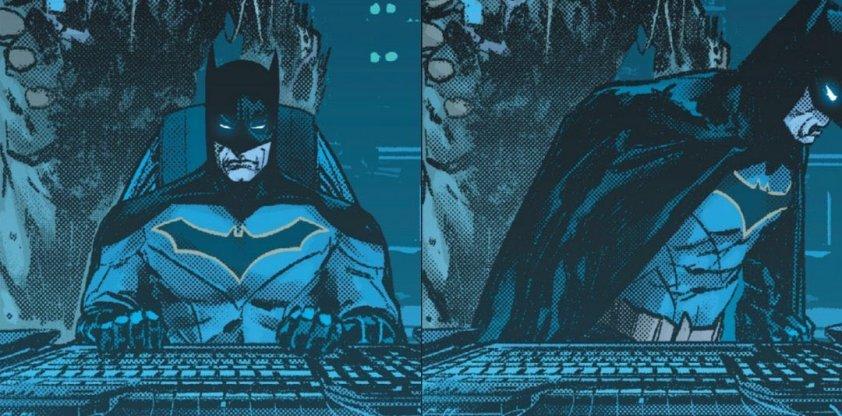 Memes para responder Minions - Blog Farofeiros - Batman saindo