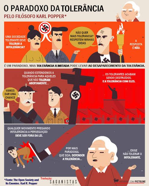 Memes para responder Minions - Blog Farofeiros - Paradoxo da tolerância