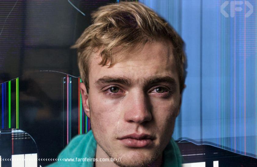 Videogame estraga a TV - White Male Tears - Blog Farofeiros
