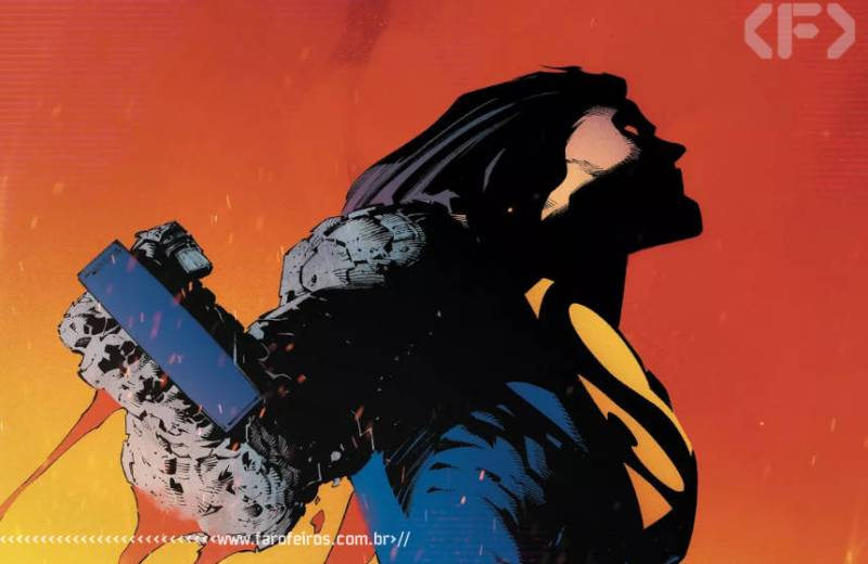 Brasil está fora do DC FANDOME - Death Metal - DC Comics - Superman - Blog Farofeiros