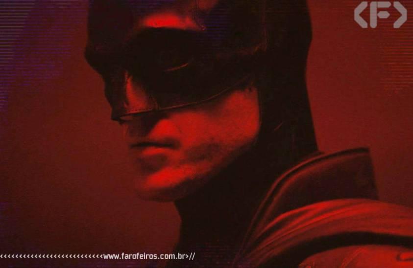 Brasil está fora do DC FANDOME - Robert Pattinson - Batman - Blog Farofeiros