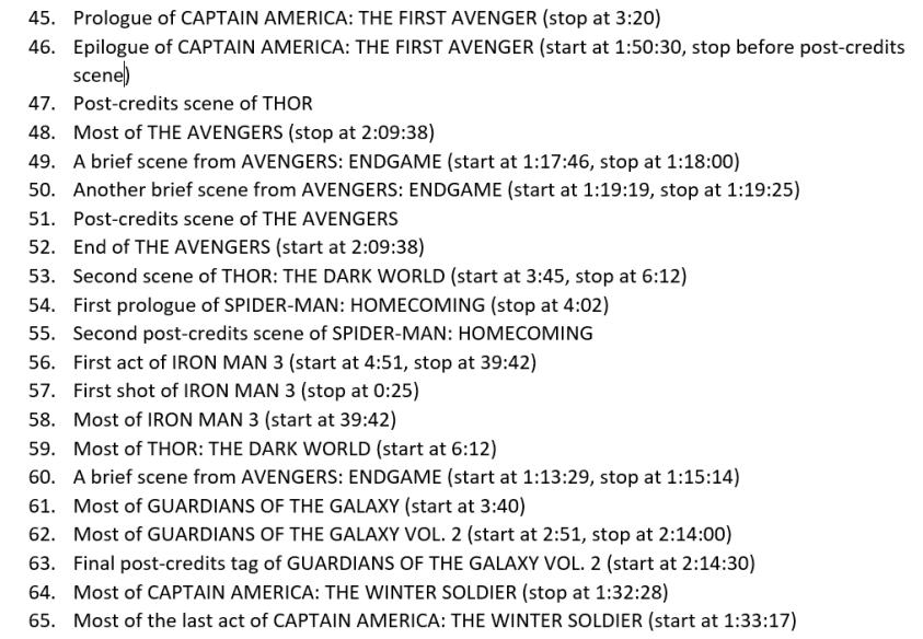 E se tudo da Marvel nos cinemas fosse um filme só - Marvel Studios - Blog Farofeiros