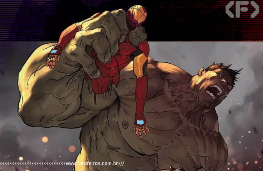 Heróis que odiamos - Homem de Ferro - Marvel Comics - Blog Farofeiros
