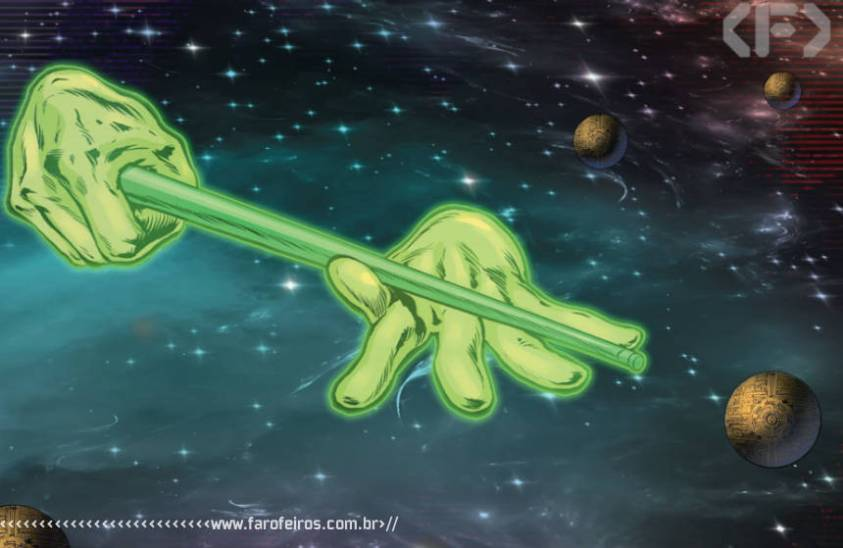 Outra Semana nos Quadrinhos #25 - Green Lantern - Season Two #4 - Lanterna Verde - DC Comics - Blog Farofeiros