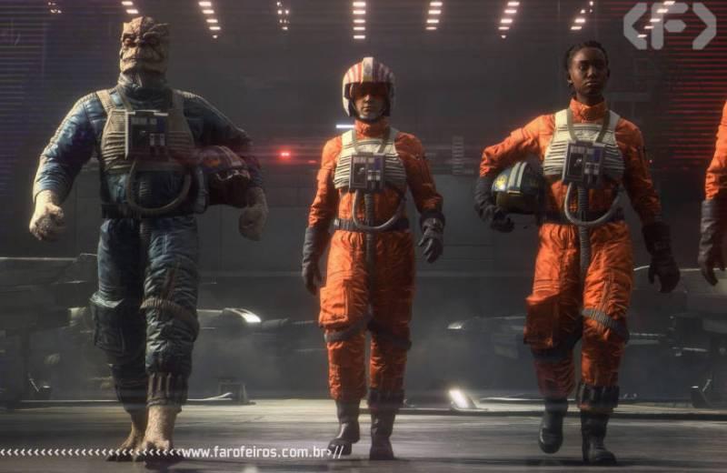 Star Wars - Squadrons é da Eletronic Arts - Vanguarda - Blog Farofeiros