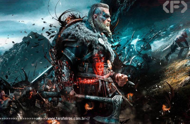 Assassin'S Creed Valhalla - Ubisoft Forward 2020 - Blog Farofeiros